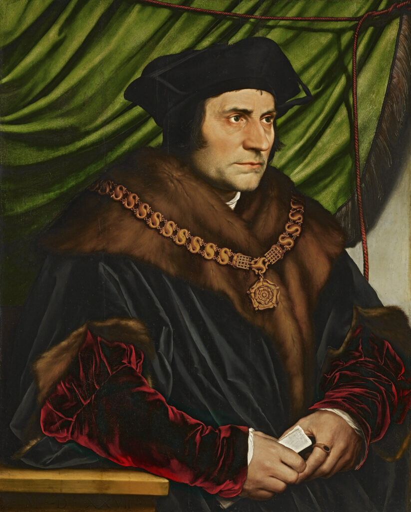 Thomas More-A Man For All Seasons