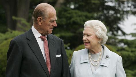 The death  of a monarch-Prince Philip