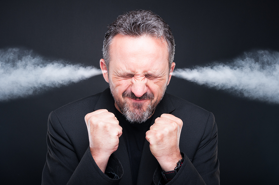 is anger an emotion? Or learned reaction