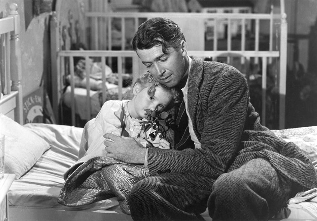 reflections on George Bailey-a testament to love